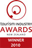 Tourism Industry Winner 2010